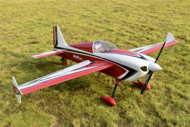 "NEW Skywing 91"" Slick 360 V3 - B  Red Covered"